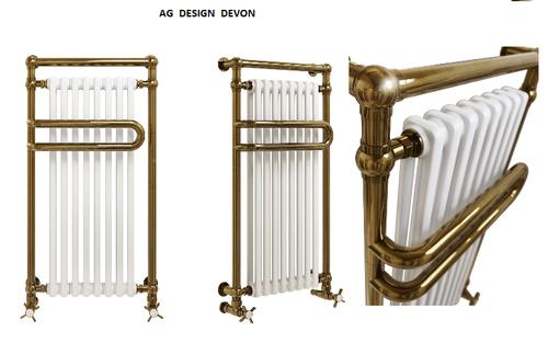 DEVON Spa collection-gold&bronze