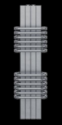 BARS-1 sekcja relingów-S Inox szlifowany