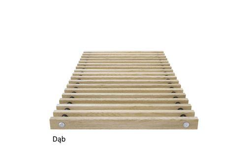Kratka zwijana drewniana (dąb,jesion,buk)  do VKN5-75-90